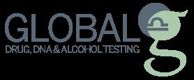 Global Drug, DNA and Alcohol Testing Logo
